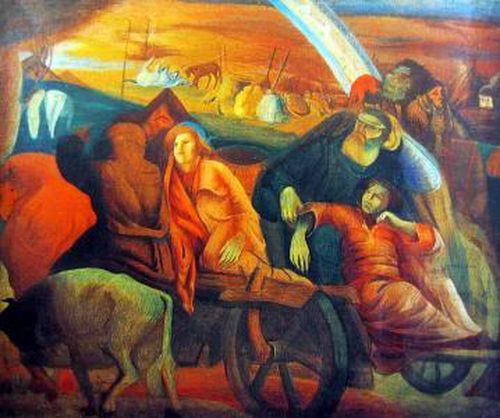 The Pogroms of the Russian Civil War at 100: New Trends, New Sources