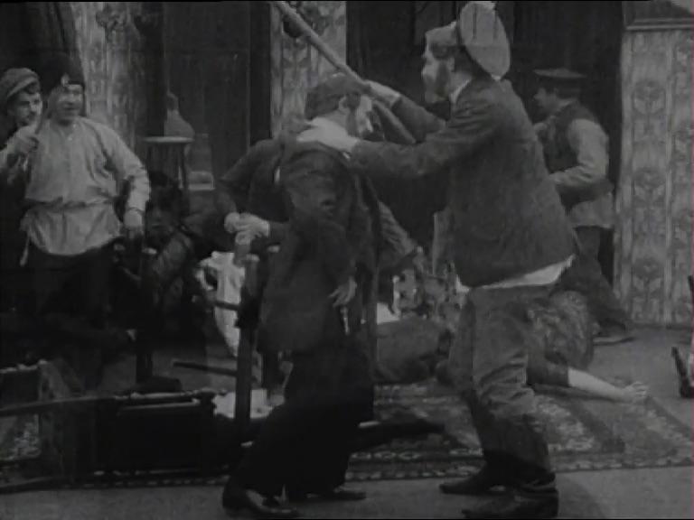 Fig. 4: Vu iz emes?, Simon Mintus, 1913 (Gosfilmofond)