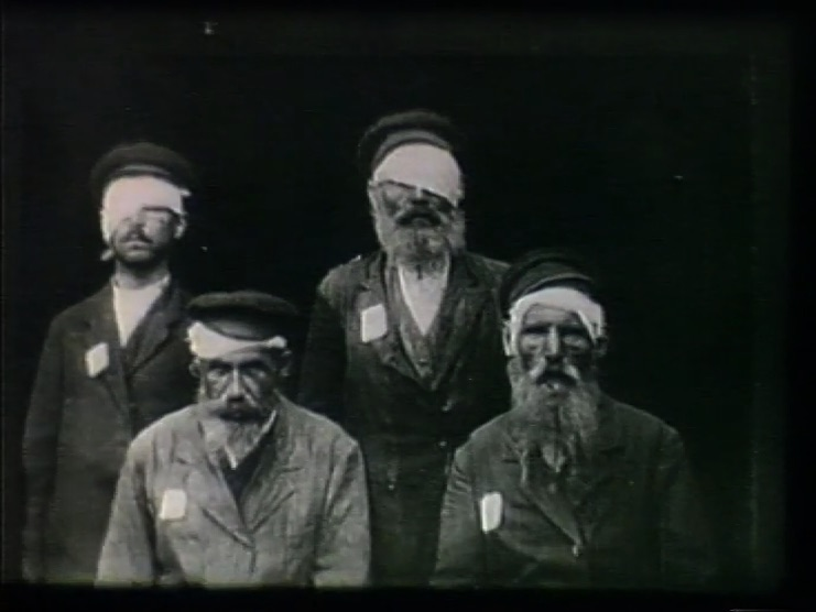 Fig. 8: Les pogromes juifs en Ukraine, 1919-1920, 1927 Russian State Film and Photo Archive at Krasnogorsk (RGAKFD), film n°13964