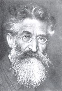 Fig. 1: Fritz Mauthner (1849-1923).